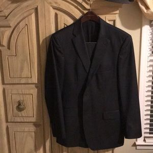 Hugo Boss Charcoal Suit 40R